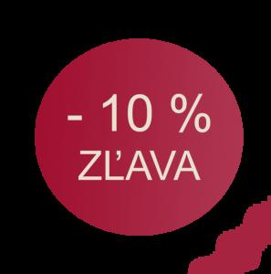 zľava -10%
